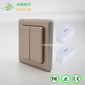 Battery Free Wireless Smart Switch Can Be App Controlled Switch
