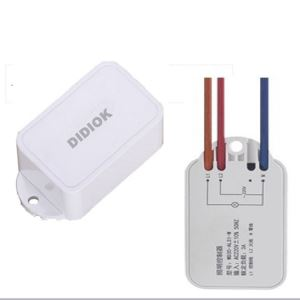 Didiok 220V 600W Lighting Intelligent Controller Smart Home Remote Control Accessories