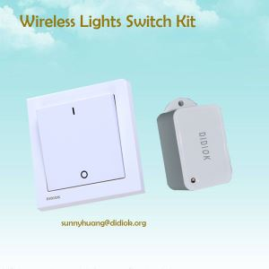 Luxury Wireless Switch Kit
