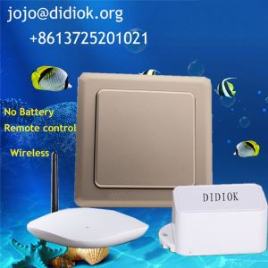 Wireless Remote Control Outlet Light Switch